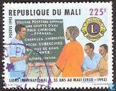35 years Lions Club in Mali
