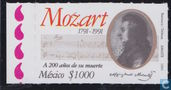 200th anniversary of Mozart's death
