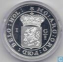 Nederlands-Indië 1 gulden 1802 (Replica)