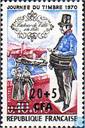 Postzegels - Réunion - Dag van de postzegel