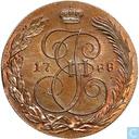 Rusland 5 kopeken 1788 (Novodel)