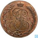 Rusland 5 kopeken 1793 (Novodel)