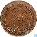 Rusland 5 kopeken 1790 (Novodel)