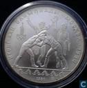 "Rusland 10 roebel 1980 (M) ""Olympic Games 1980 - Worstelen"""