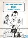 Het Waasland 1984 in cartoons
