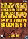 Everything Ever in One Gloriously Fabulous Ludicrously Definitive Outrageously Luxurious Monty Python Boxset [volle box]