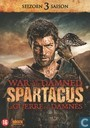 DVD / Vidéo / Blu-ray - DVD - Spartacus : War of the Damned