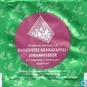 Bambustee Granatapfel-Johannisbeer