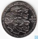 """Penningen / medailles - ECU penningen - Nederland 10 ecu 1992 """"Bezoek Koninklijke Familie aan Nederlandse Antillen en Aruba"""""""