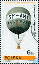 Timbres-poste - Pologne [POL] - Ballon à Air chaud
