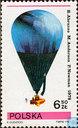 Timbres-poste - Pologne [POL] - Ballon