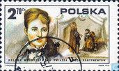 Postzegels - Polen [POL] - 200 jaar onafhankelijkheid USA