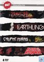 Headspace + Earthling + Blood on the Highway + The Night of the Chupacabras [volle box]
