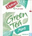 Sachets et étiquettes de thé - Lipton [r] - Mint