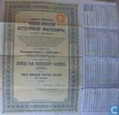 Nederlandsche Gutta-Percha Maatschappij, Bewijs van Preferent aandeel, 250 Gulden, 1917