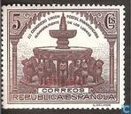 "Service stamps, overprint ""Oficial"""