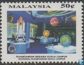 National planetarium in Kuala Lumpur
