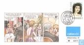 Comics envelope 31: Jessica Blandy