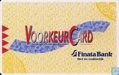 Phone cards - PTT Telecom - Finata Bank