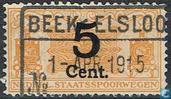 Spoorwegzegel (11:12 tanding)