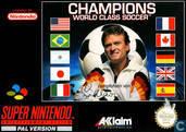 Champions: World Class Soccer