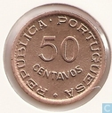Münzen - Angola - Angola 50 Centavos 1957