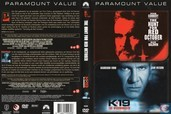 DVD / Video / Blu-ray - DVD - The Hunt for Red October + K*19 The Widowmaker