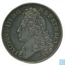 Great Britain (UK) Jacobite James III, (the Pretender) & Princess Louisa 1712
