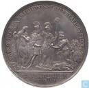 Great Britain (UK) George I Proclaimed King 1714