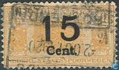 Spoorwegzegel (11½ tanding)