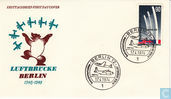 Postage Stamps - Berlin - Berlin Airlift