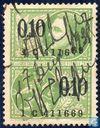 fiscale Tax zegel 0.10