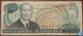 Costa Rica 100 Colones