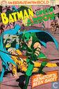 Batman and Green Arrow