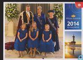 200 jaar Koninkrijk 2014 EO-kalender