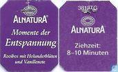 Sachets et étiquettes de thé - Alnatura -  1 Momente der Entspannung