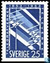 Postage Stamps - Sweden - Telegrafie