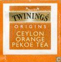 Theezakjes en theelabels - Twinings [tm] of London - Ceylon Orange Pekoe Tea