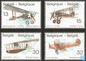 Old aeroplanes