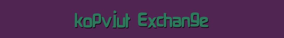 kopvjut Exchange