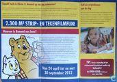 Divers - Het Nederlands Stripmuseum - 2012 - Ontmoet bekende striphelden!