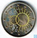 "België 2 euro 2013 ""100th Anniversary of the Royal Meteorological Institute"""