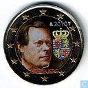 "Luxemburg 2 euro 2010 ""Duke Henri - Coat of Arms"""