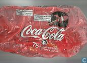 Kuifje: Coca-Ccola verpakking