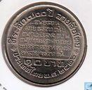 "Thailand 10 baht 1983 ( jaar 2526) ""700th Anniversary of Thai Alphabet"""
