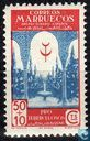 Postage Stamps - Morocco - Spanish post offices - Tuberculosis Control