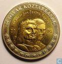 Hongarije, EUR, 2004, > Afd. Penningen > Proefslagen