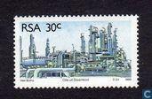 Postzegels - Zuid-Afrika - Energiewinning
