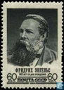 140th anniversary of the birth of Friedrich Engels