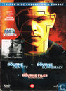 The Bourne Identity + The Bourne Supremacy + The Bourne Files
